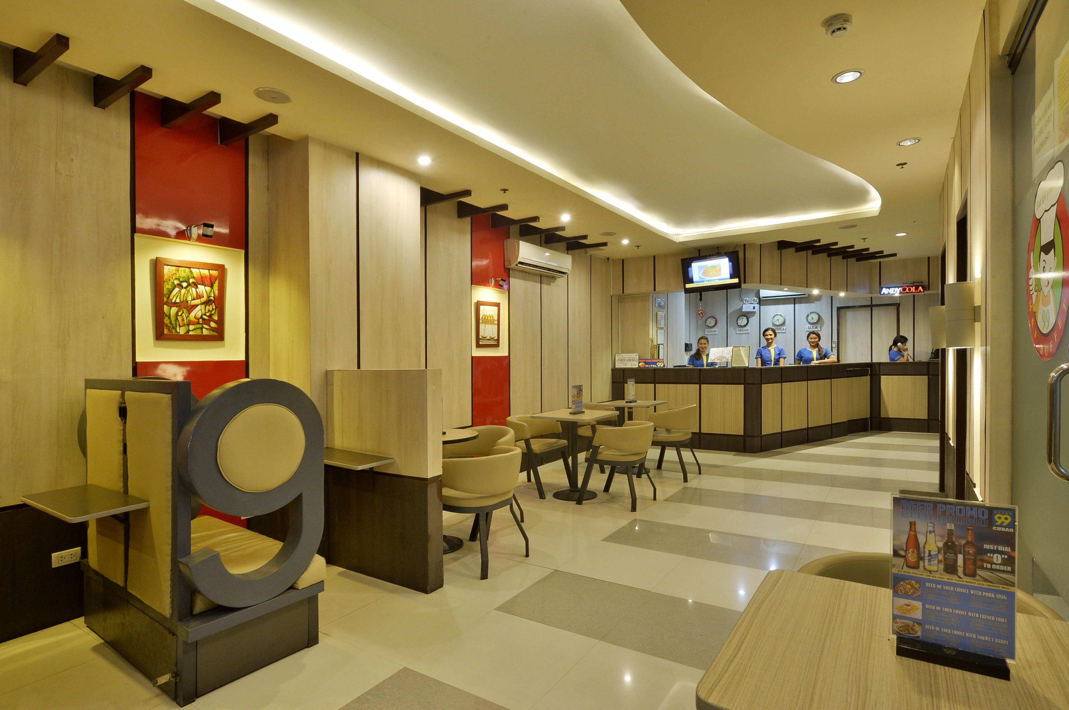 Hotel 99 Cubao Branch